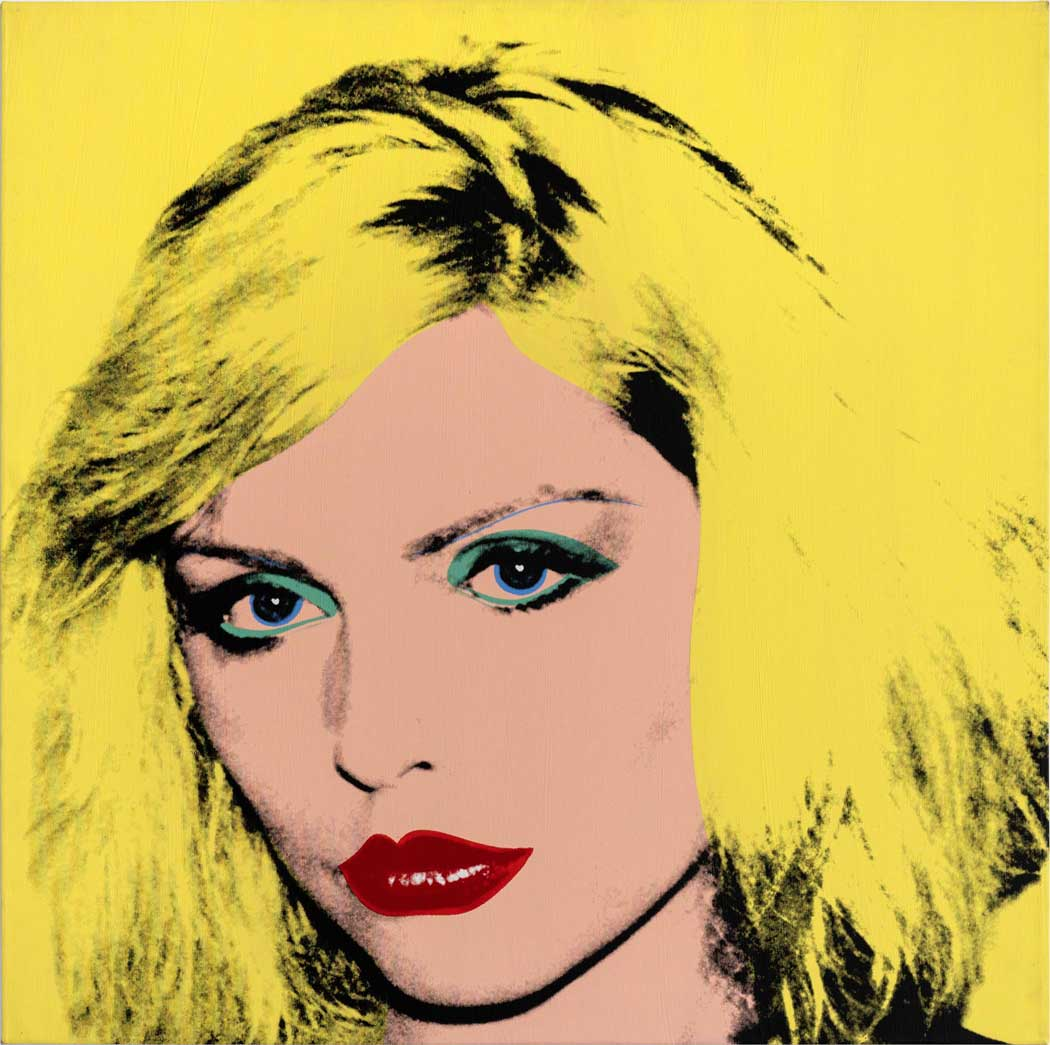 Andy Warhol's work is famous for its portrayal of iconic 20th-century celebrities. This 1980 image of Debbie Harry is representative of the artist's unique style. (Image: © The Andy Warhol Foundation of the Visual Arts, Inc / Artists Right Society (ARS), New York and DACS, London)