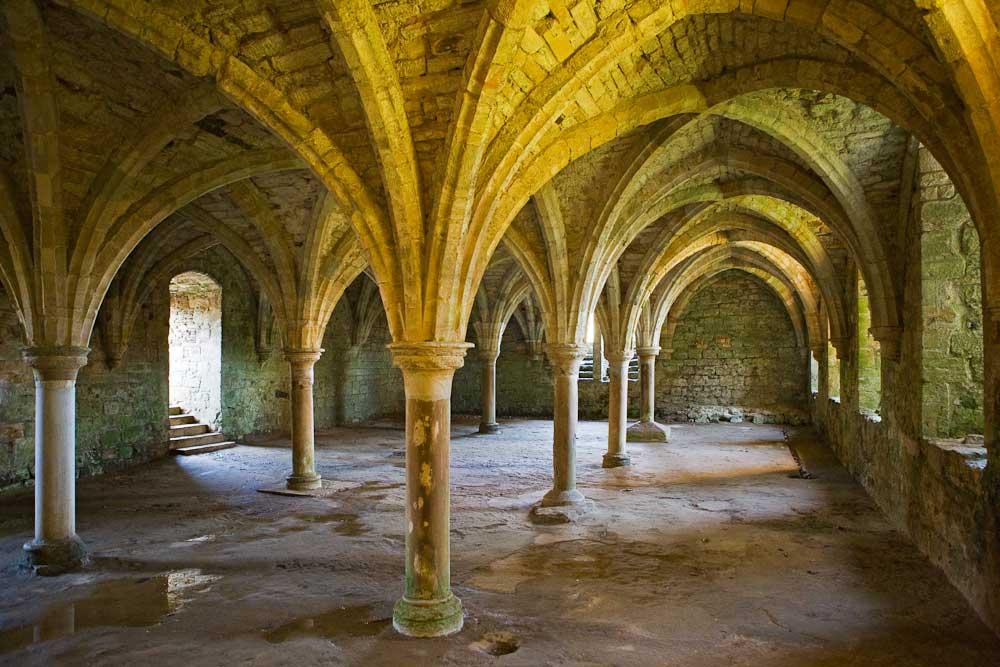 The Novices Common Room at Battle Abbey (Photo: WyrdLight.com [CC BY-SA 3.0])