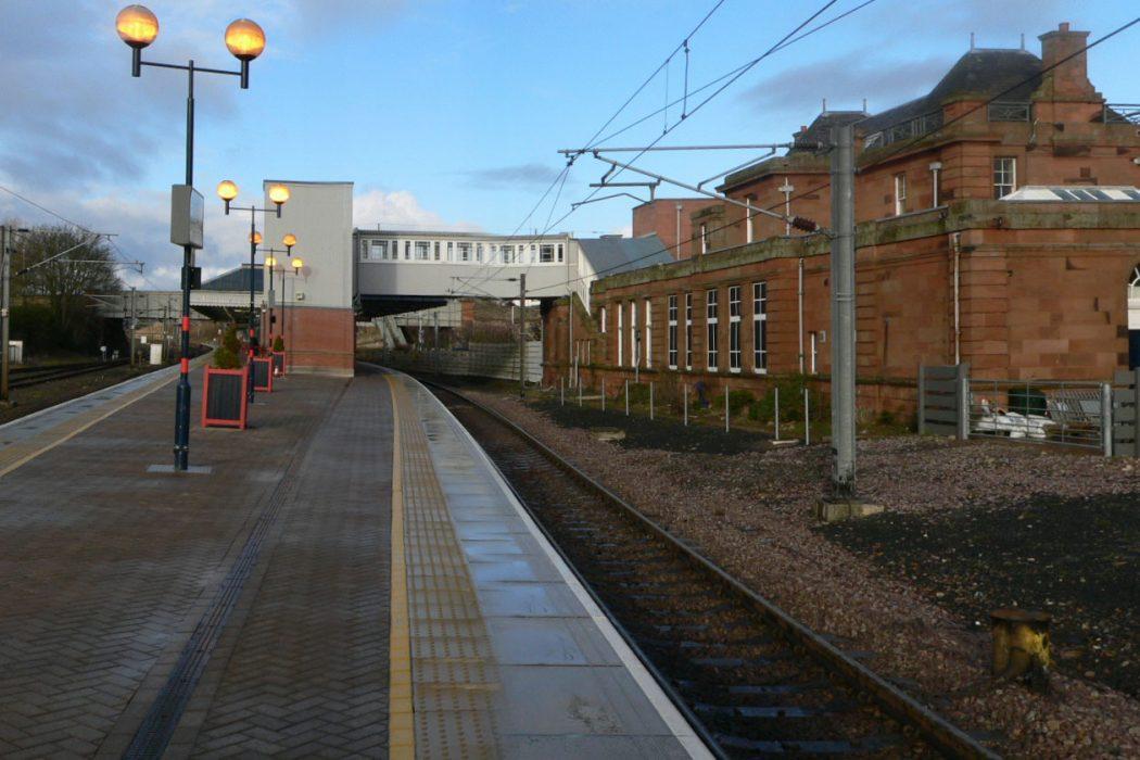 Berwick-upon-Tweed railway station (Photo: Chris McKenna [CC BY-SA 4.0])