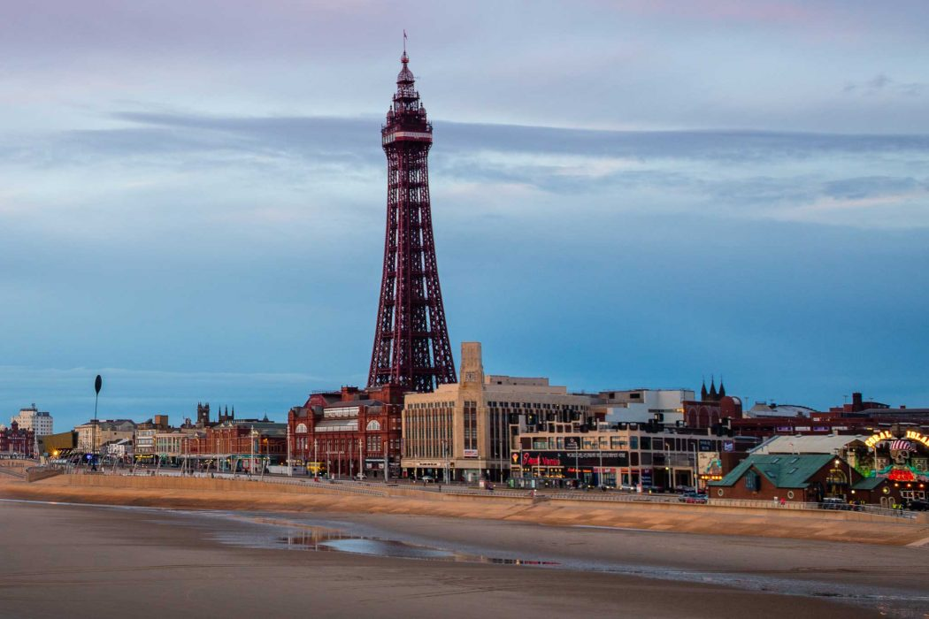 Visiting Blackpool Tower In Blackpool Englandrover Com