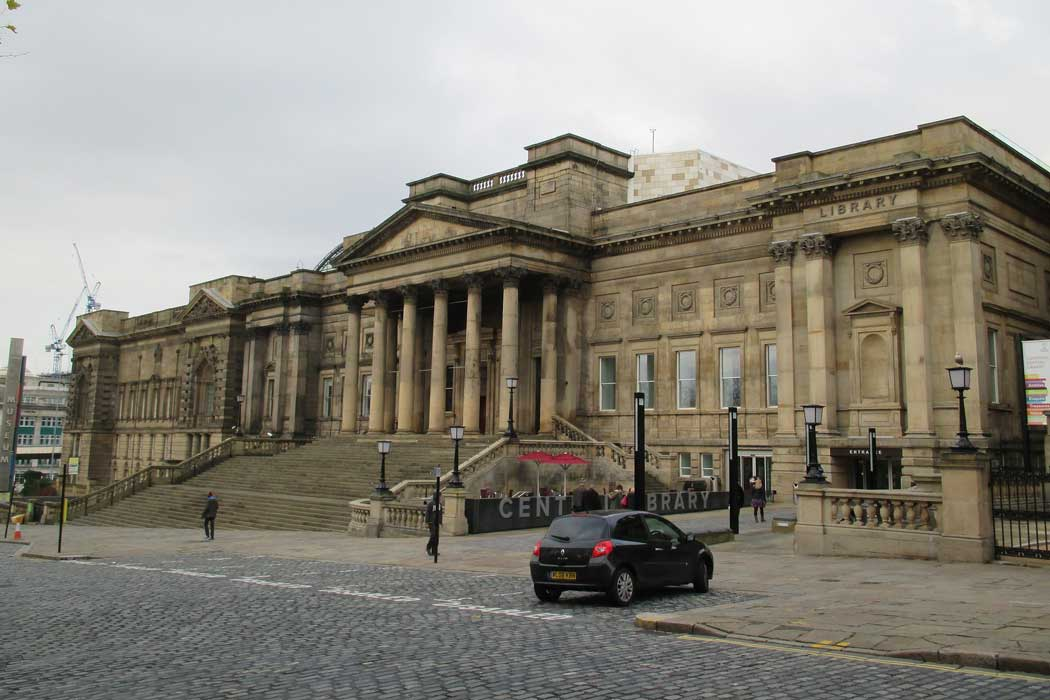 The World Museum in Liverpool, Merseyside. (Photo: Rept0n1x [CC BY-SA 2.0])