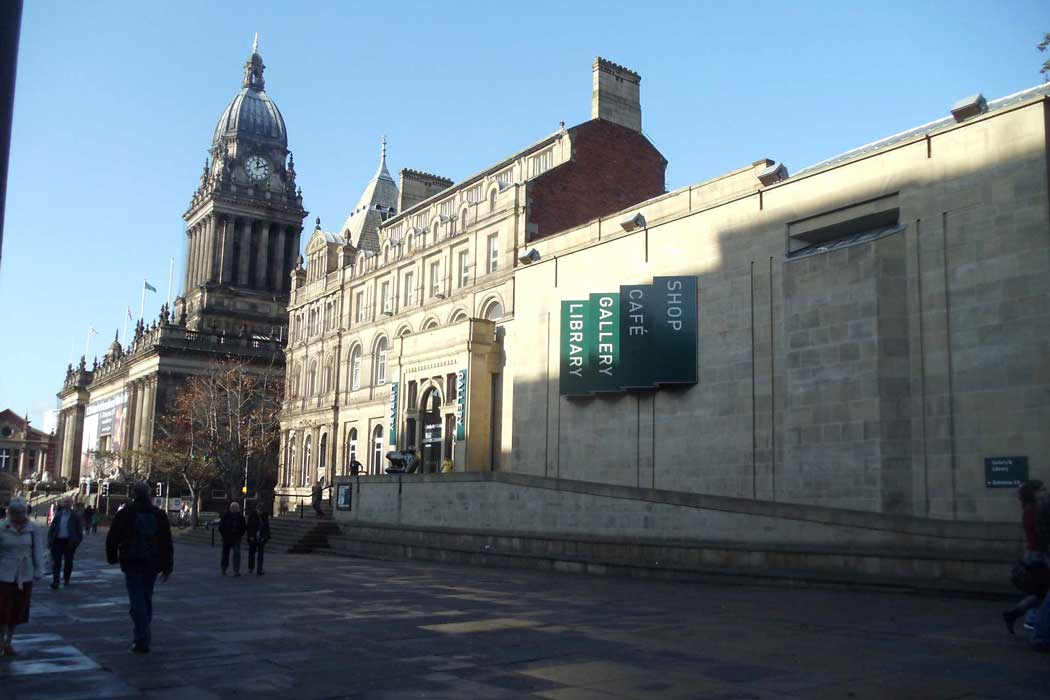 Leeds Art Gallery in Leeds, West Yorkshire (Photo: Bill Henderson [CC BY-SA 2.0])