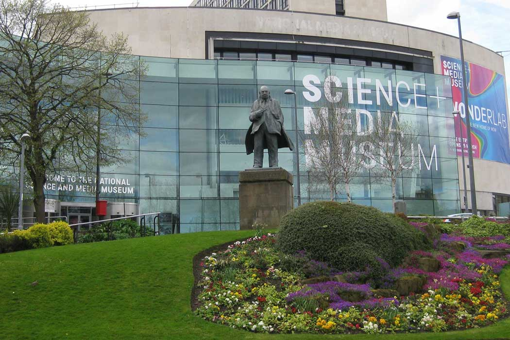 The National Science and Media Museum in Bradford, West Yorkshire (Photo: Chemical Engineer [CC BY-SA 4.0])