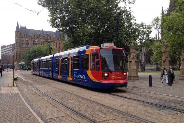 Getting around Sheffield