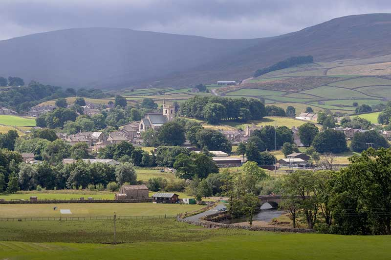 Wensleydale and Hawes, North Yorkshire
