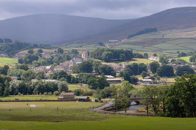 Wensleydale and Hawes, North Yorkshire