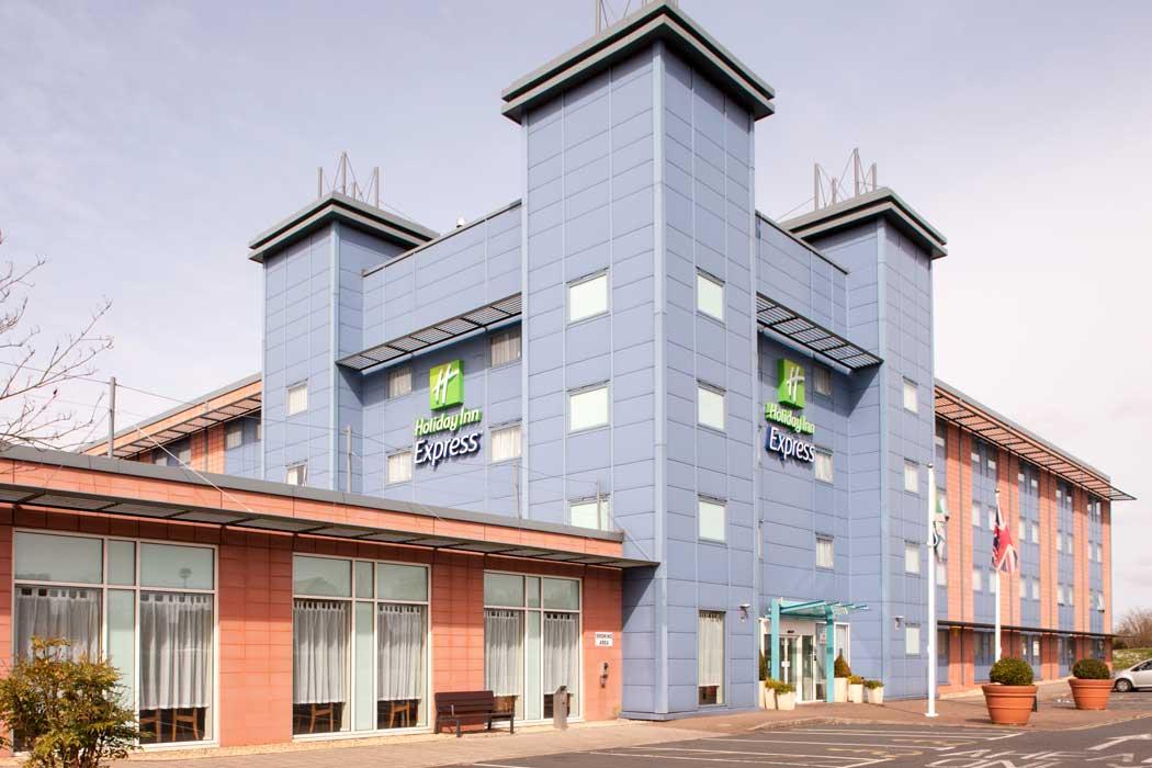 The Holiday Inn Express Oxford Kassam Stadium hotel is a reasonably-priced hotel located near Kassam Stadium. (Photo: IHG)
