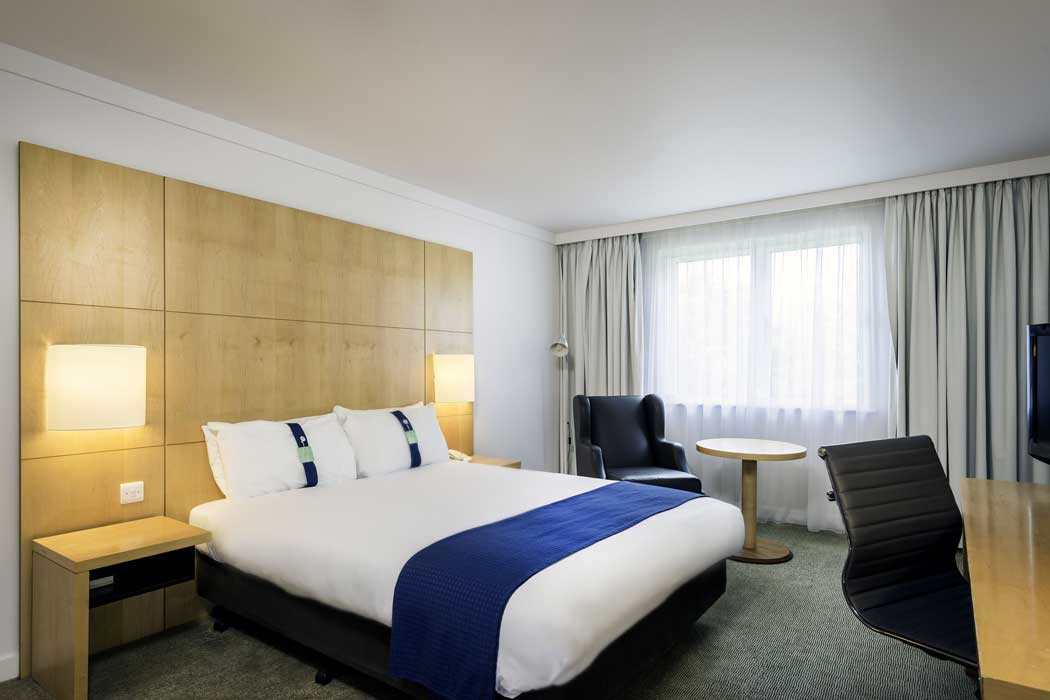 A standard double room at the Holiday Inn Oxford hotel. (Photo: IHG)