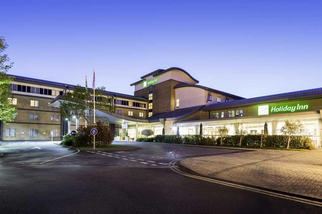 The Holiday Inn Oxford is a reasonably-priced accommodation option near the Peartree Interchange at the northern edge of Oxford. (Photo: IHG)