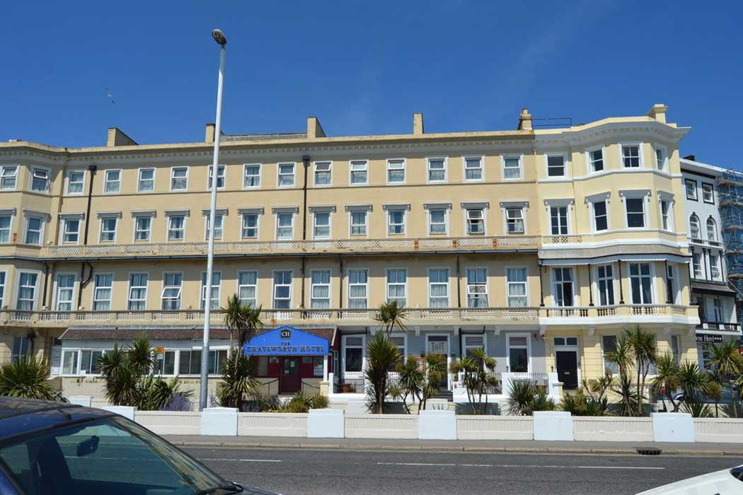 The Chatsworth Hotel on the seafront in Hastings, East Sussex (Photo: N Chadwick [CC BY-SA 2.0])