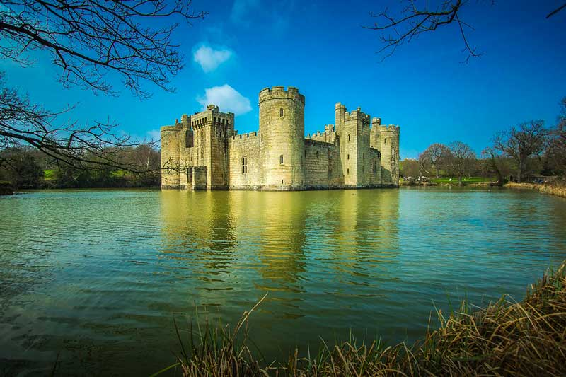 Bodiam, East Sussex