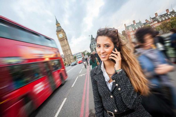 Save on roaming charges when you visit the UK with an O2 UK sim card