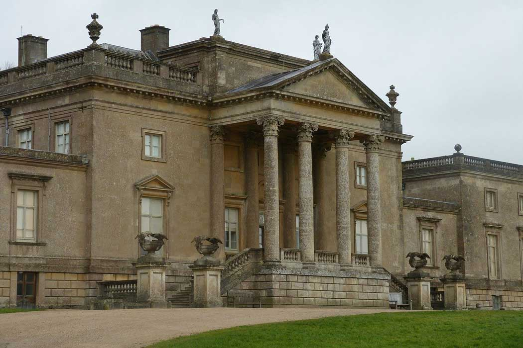 Stourhead House is a large country house built in the Palladian style. It was designed by prominent Scottish architect Colen Campbell and built in the 1720s by Nathaniel Ireson.