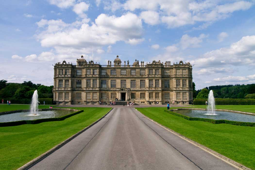 Longleat was originally an Augustinian priory and it is now a stately home that has remained in the same family for almost 500 years.