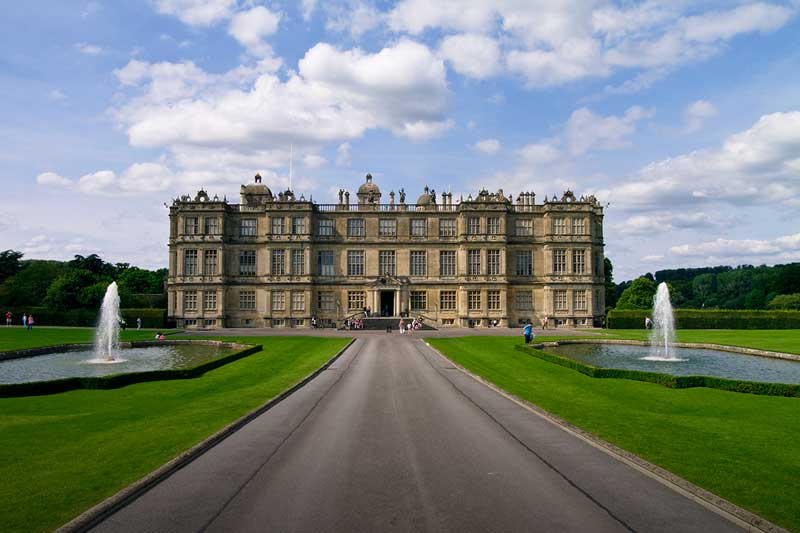 Longleat House near Warminster, Wiltshire