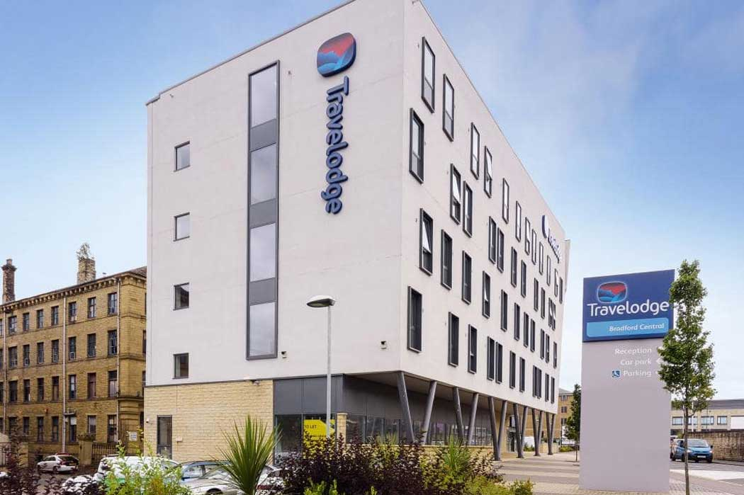 The Travelodge Bradford Central hotel is a good value place to stay that is just a three-minute walk from Bradford Forster Square railway station. It is a much better accommodation option than Bradford's other Travelodge. (Photo © Travelodge)