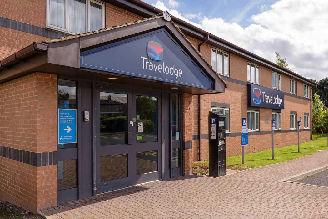 Travelodge Bradford is a budget hotel on the eastern edge of Bradford that is a good value accommodation option but there are better-located hotels in the Leeds-Bradford area. (Photo © Travelodge)