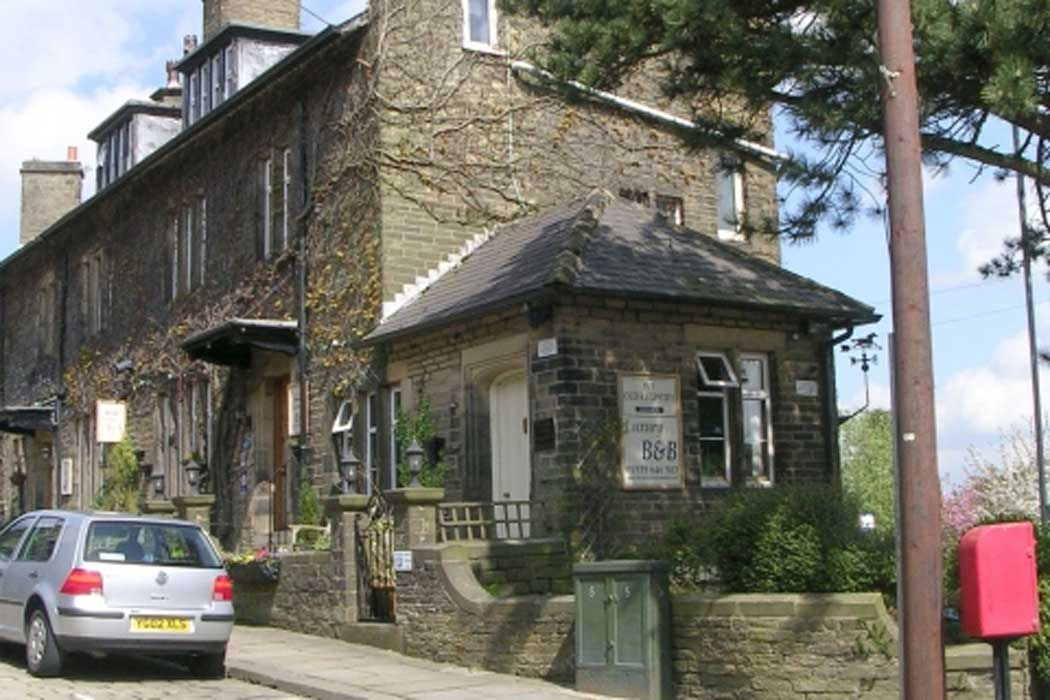 The Old Registry is a charming place to stay within walking distance to Haworth's village centre. (Photo: Betty Longbottom [CC BY-SA 2.0])