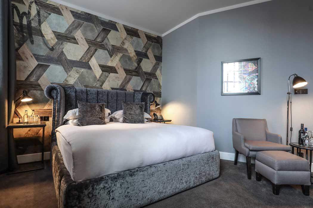 A Club Room at Malmaison Leeds. (Photo: Malmaison Hotels [CC BY-ND 2.0])