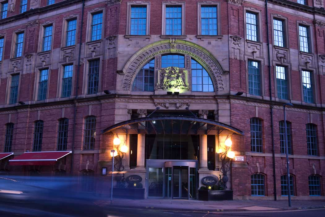 Malmaison Leeds occupies a former Victorian-era office block at the southern end of the city centre. (Photo: Malmaison Hotels [CC BY-ND 2.0])