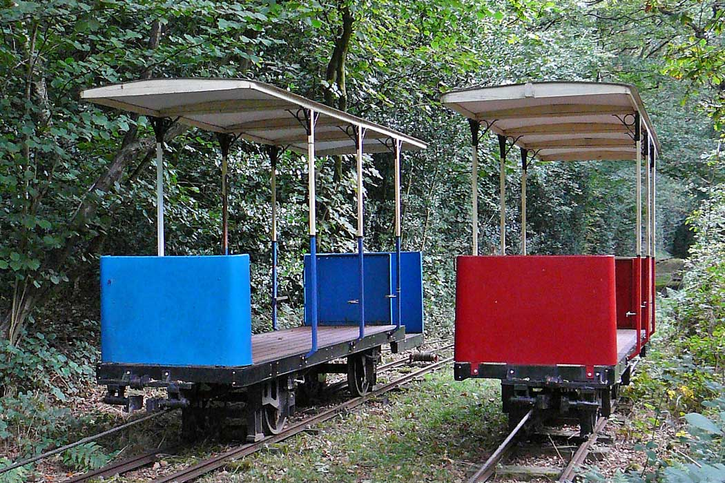The Shipley Glen Tramway is a fun activity for anyone interested in old railways. (Photo: Tim Green [CC BY-SA 2.0])