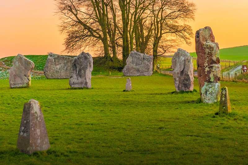 Avebury stone circle (Photo: Frans Van Heerden from Pexels)